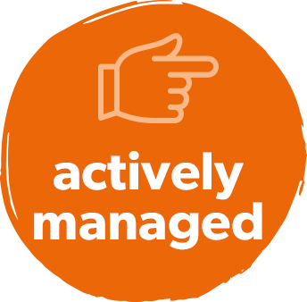 Actively Managed